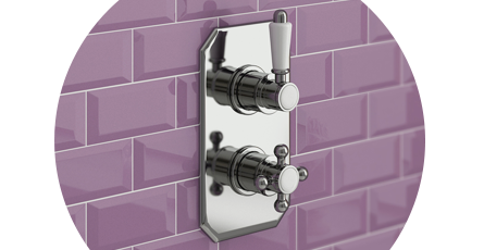 Trafalgar Shower Valve Ranges