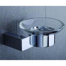 Tre Mercati - Edge Wall Mounted Soap Dish - 66510 Medium Image