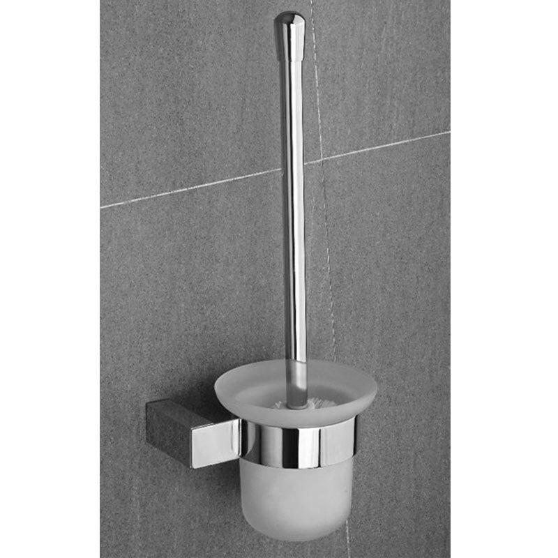 Tre Mercati - Edge Wall Mounted Toilet Brush Holder - 66530 Large Image