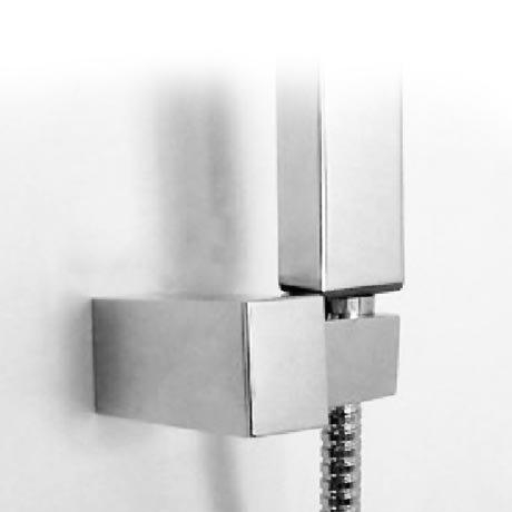 Tre Mercati - Turn Me On Square Wall Bracket - 22040
