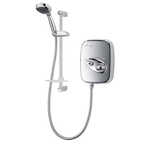 Triton Aspirante Power Shower - Chrome - ASP2000THM