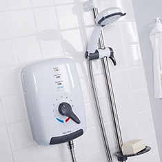 Triton Commercial and Care Showers
