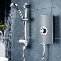 Electric Showers | Power Showers | Showers | Victorian Plumbing