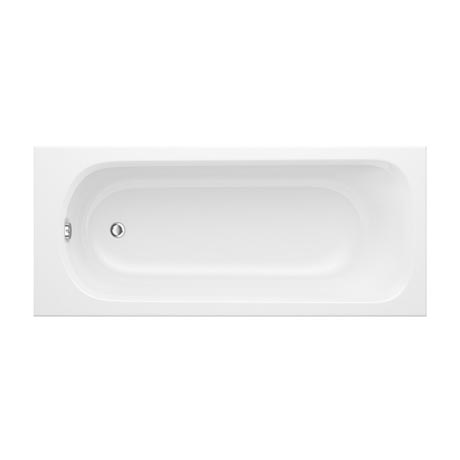 Trojan Derwent Compact Single Ended Acrylic Bath