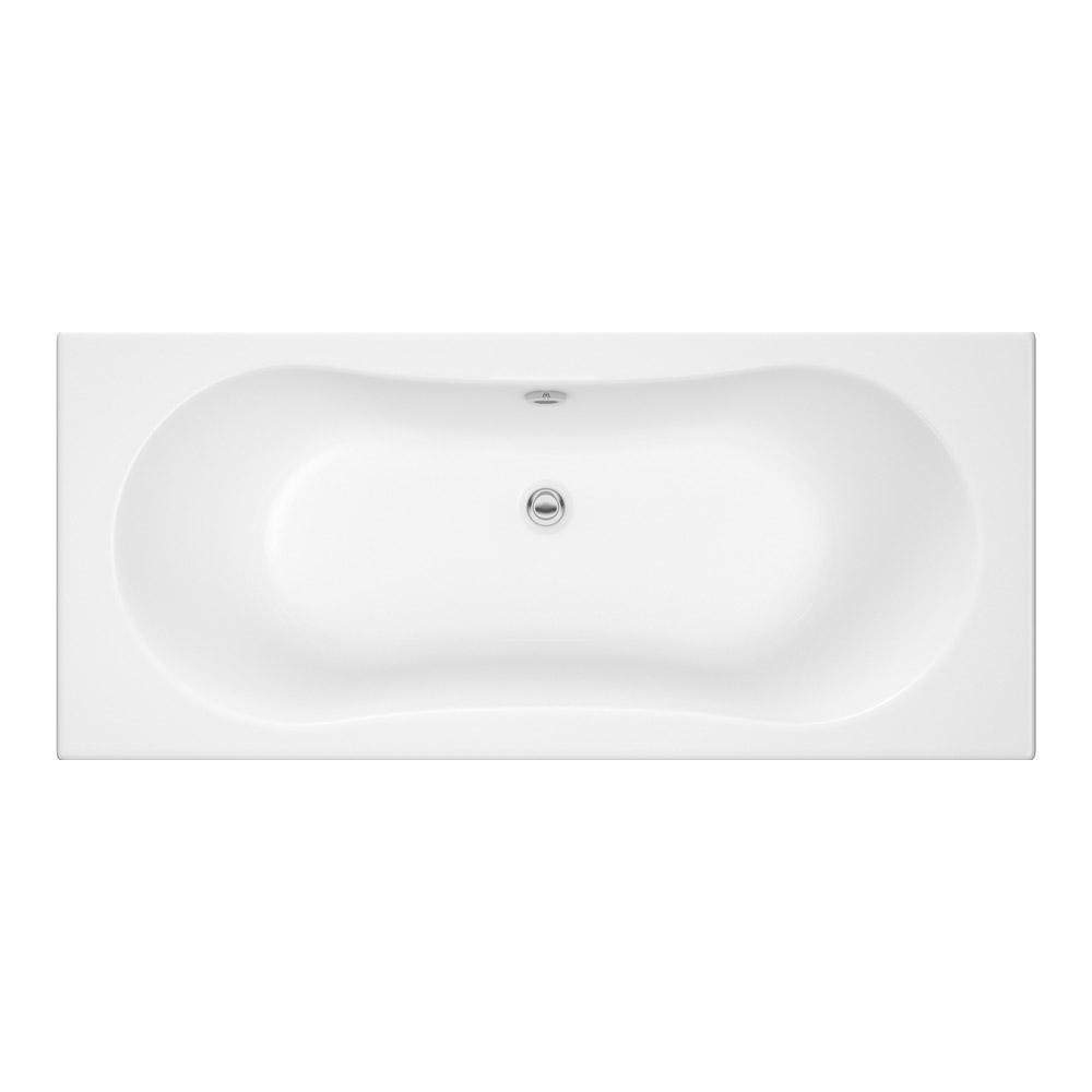 Trojan Gemini 5mm Double Ended Bath Large Image
