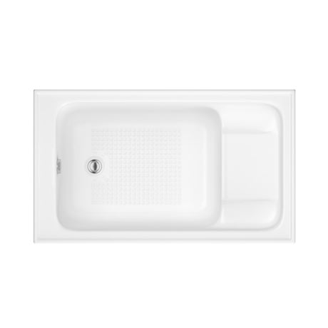 Trojan Kent 1220 Single Ended Acrylic Bath with Seat - B718