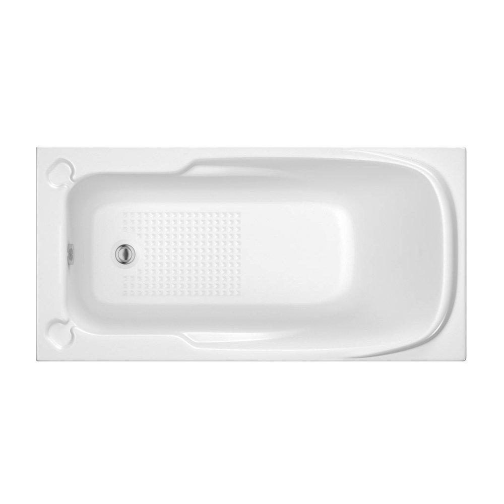 Trojan Premier Single Ended Bath - 1400 x 700mm - PSJ023 profile large image view 1