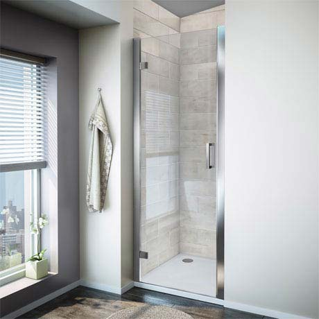 Turin 8mm Hinged Shower Door - Easy Fit