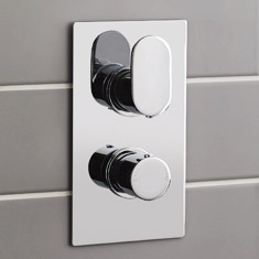 Twin Shower Valves