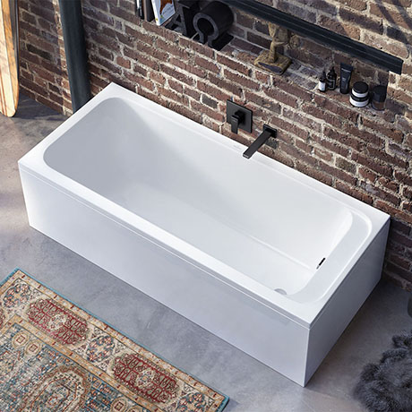 Villeroy and Boch Architectura Single Ended Rectangular Bath