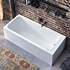 Villeroy and Boch Architectura Single Ended Rectangular Bath profile small image view 1