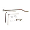 Vitra Arkitekt Exposed Pipework Pack for 2 Urinals - UFS6011 profile small image view 1