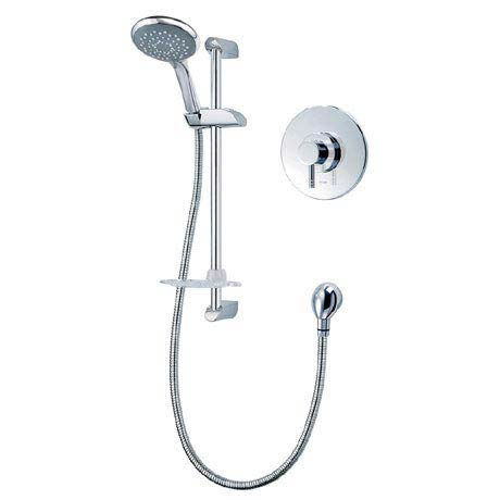 Triton Thames Built-In Sequential Thermostatic Shower Mixer & Kit - UNTHTHBTSM