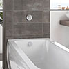 Aqualisa Unity Q Smart Bath Fill profile small image view 1
