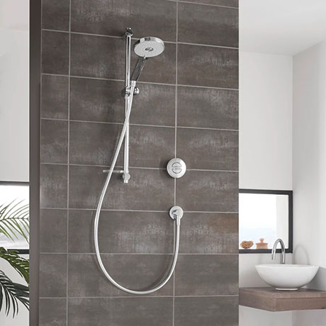 Aqualisa Unity Q Smart Shower Concealed with Adjustable Head