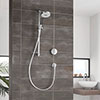 Aqualisa Unity Q Smart Shower Concealed with Adjustable Head profile small image view 1