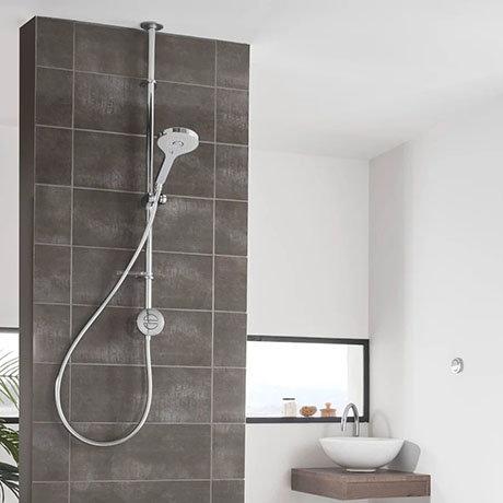 Aqualisa Unity Q Smart Shower Exposed with Adjustable Head