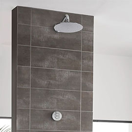 Aqualisa Unity Q Smart Shower Concealed with Wall Fixed Head