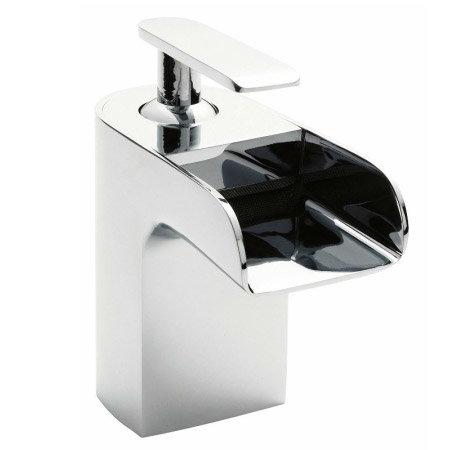 Series U Open Mono Basin Mixer - Chrome - UTY365 Large Image