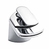 Nuie Luxury Wide Spout Mono Basin Mixer Inc. Waste - UTY385 profile small image view 1