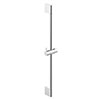 Duravit 700mm Chrome Shower Rail - UV0600001000 profile small image view 1
