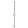 Duravit 900mm Chrome Shower Rail - UV0600002000 profile small image view 1
