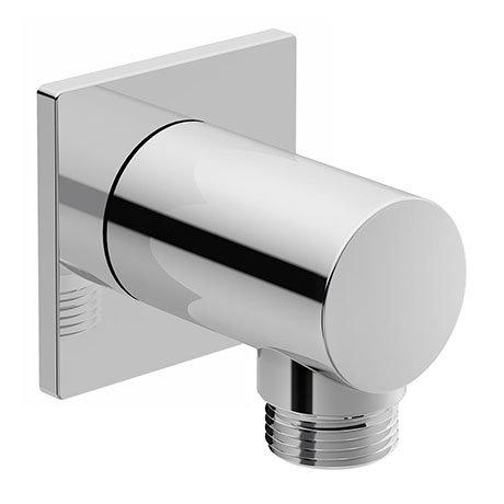 Duravit Square Shower Outlet Elbow - UV0630025000