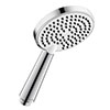 Duravit Air 105mm Shower Handset with 1 Spray Pattern - UV0650010000 profile small image view 1