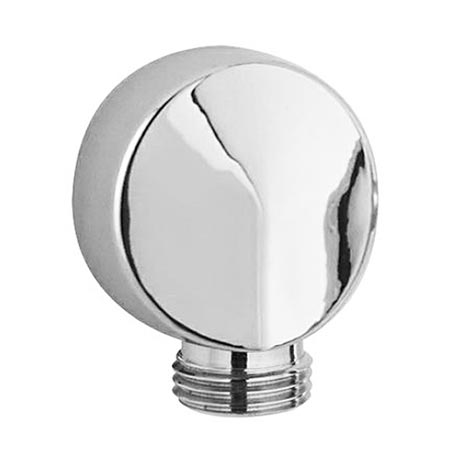 Ultra Chrome Outlet Elbow - A3203