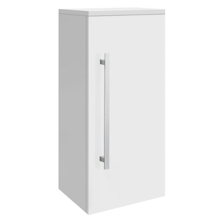 Ultra Design 350 x 250mm Gloss White Wall Mounted Cupboard - CAB162 Large Image