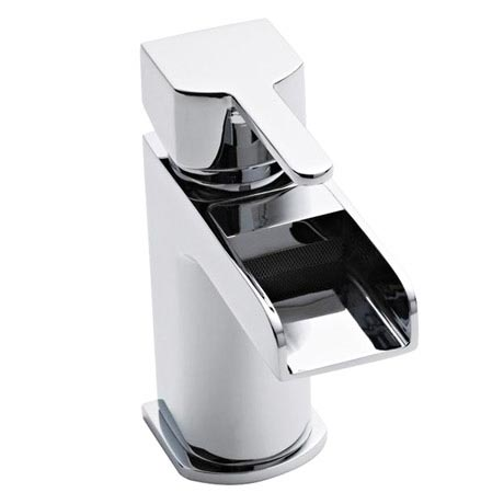 Ultra Falls Open Spout Mono Basin Mixer without Waste - FAL315