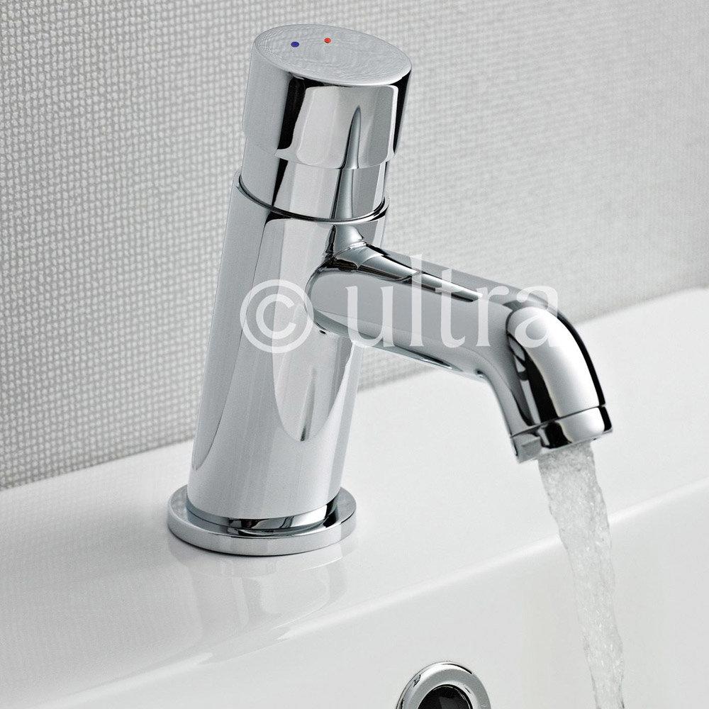 Ultra Modern Non Concussive Mono Basin Mixer - TWS009 Profile Large Image