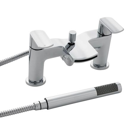 Ultra Mona Bath Shower Mixer Tap + Shower Kit - TMO354