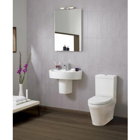 Ultra - Priory 4 Piece 1TH Cloakroom Suite