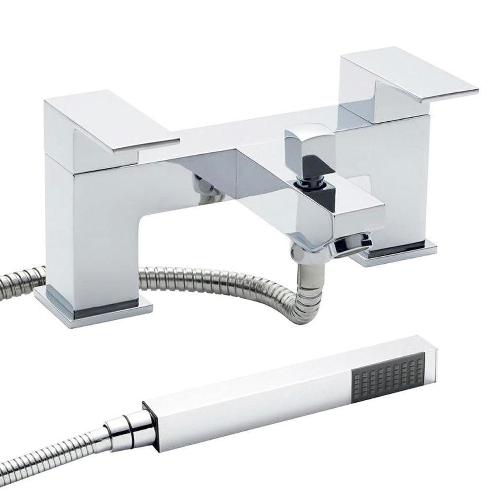 Ultra Prospa Bath Shower Mixer Taps + Shower Kit - PRO344 Large Image