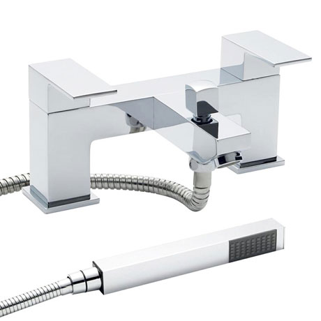Ultra Prospa Bath Shower Mixer Taps + Shower Kit - PRO344