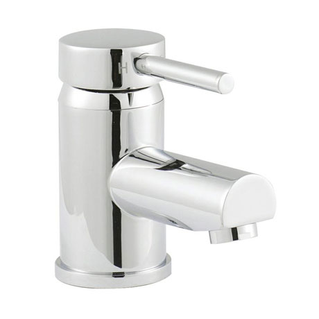 Ultra Quest Series FII Eco-Click Mono Basin Mixer Tap Inc. Waste