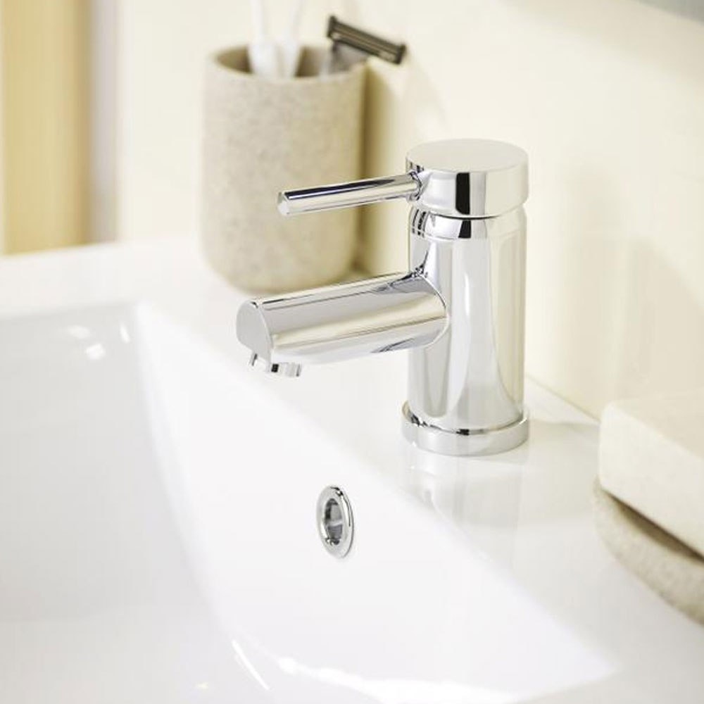 Ultra Quest Series FII Mono Basin Mixer Inc. Waste - QUE305 profile large image view 2