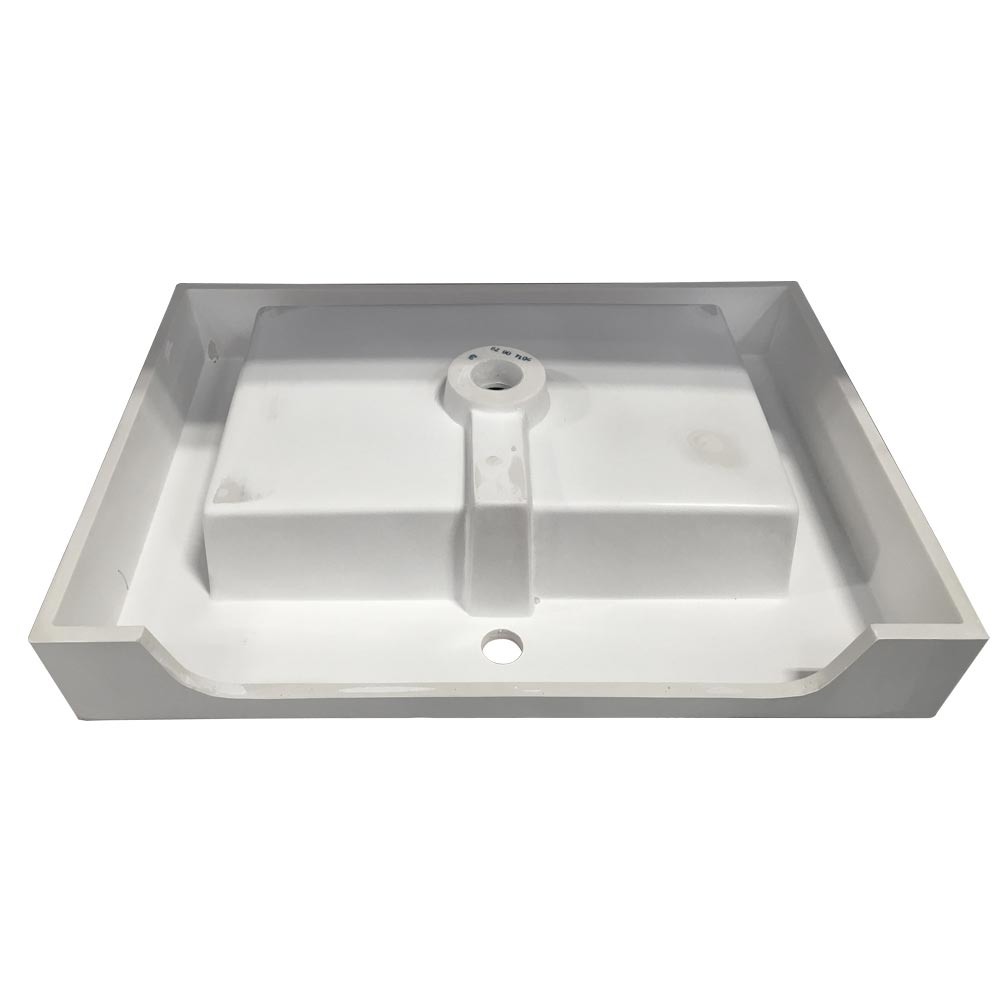 Ultra Relax 690x480mm Inset Basin Feature Large Image