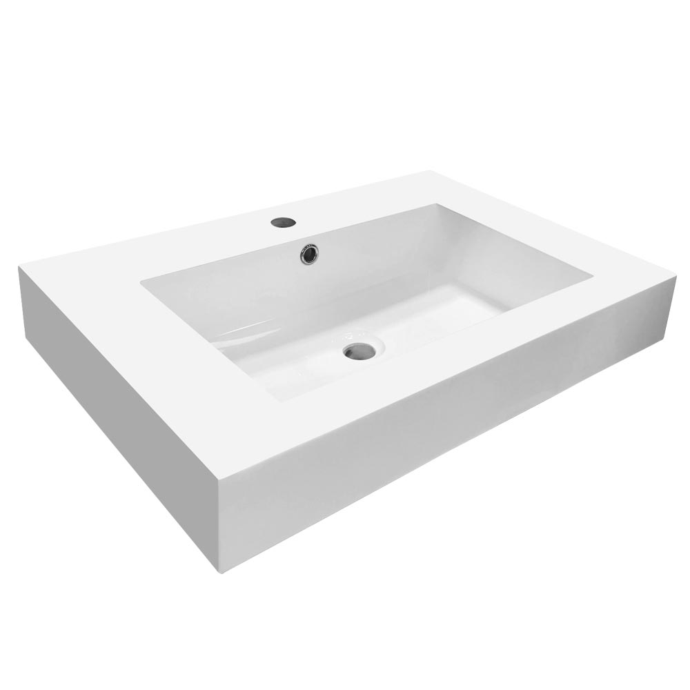 Ultra Relax 690x480mm Inset Basin Large Image