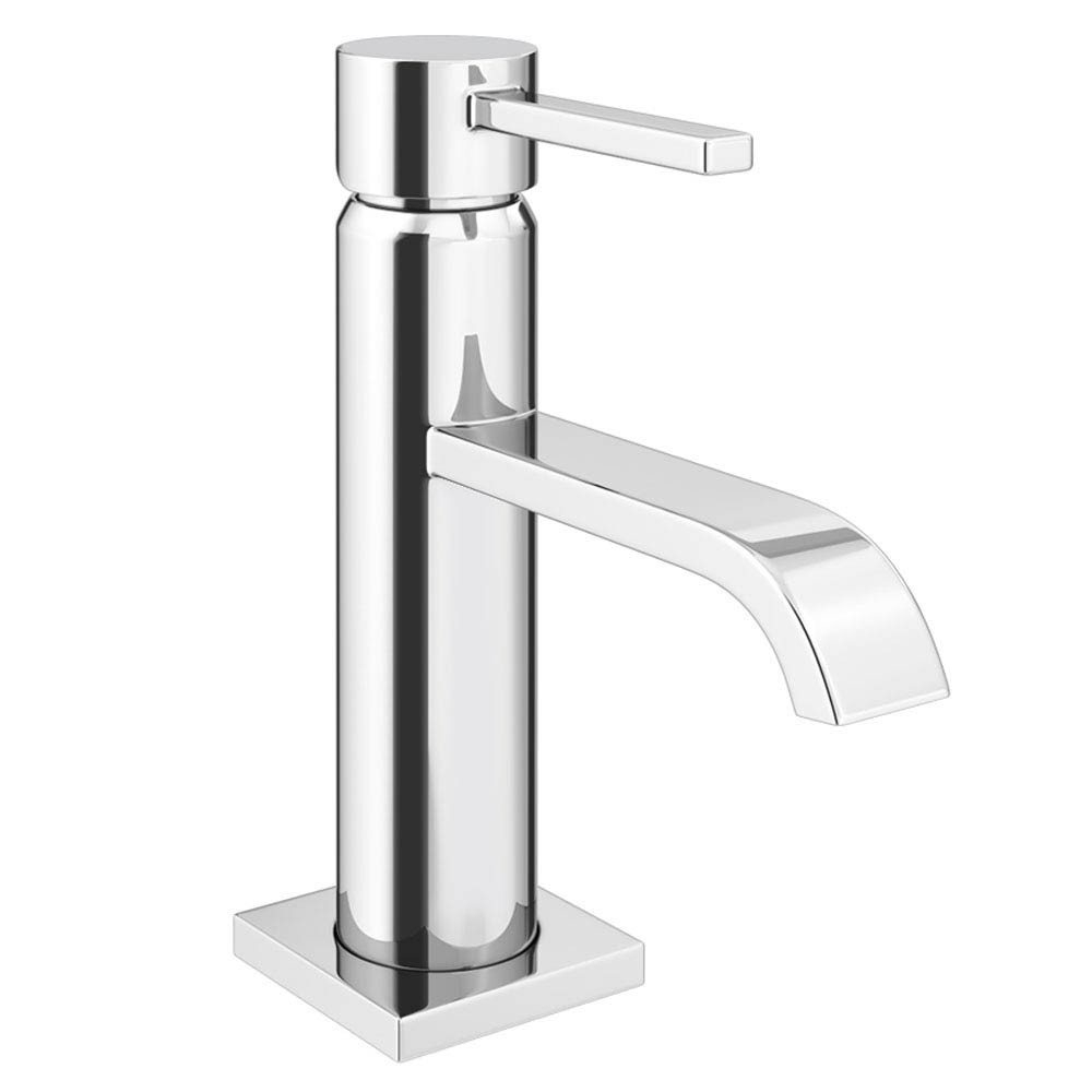 Ultra Series W Mini Mono Basin Mixer Tap Inc. Waste - WTY315 Large Image