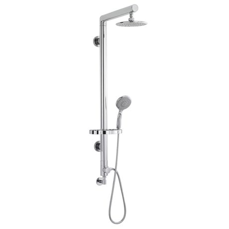 Ultra Syndicate Rigid Riser Shower Kit with Diverter - A3317