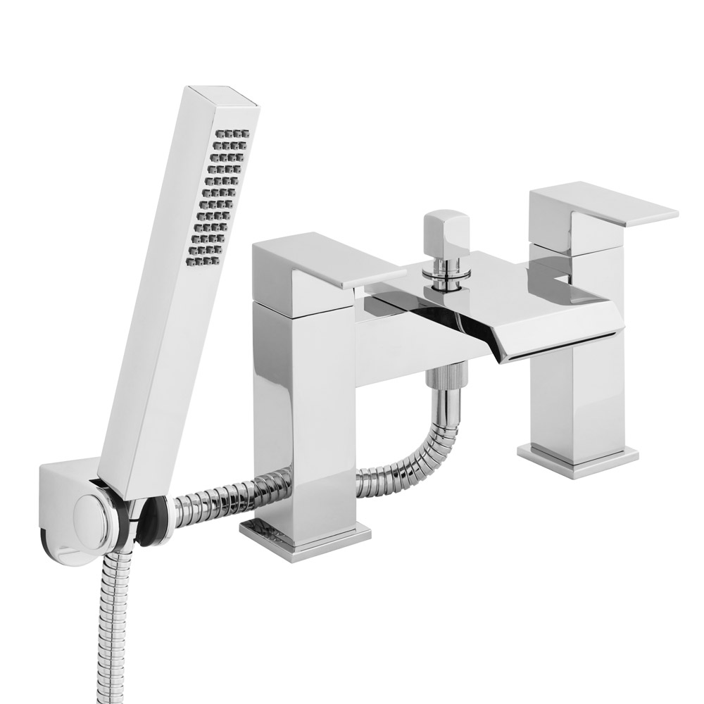 Ultra - Vent Bath Shower Mixer with Shower Kit - TMI304 profile large image view 1