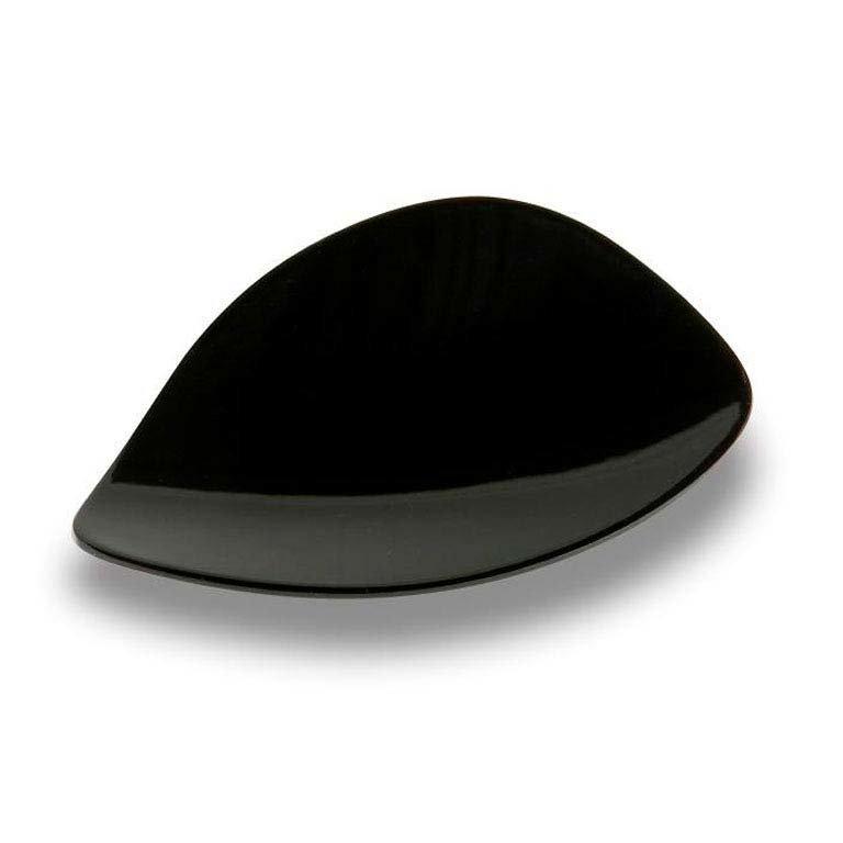 Umbra Orvino Soap Dish - Black - 020342-040 Large Image