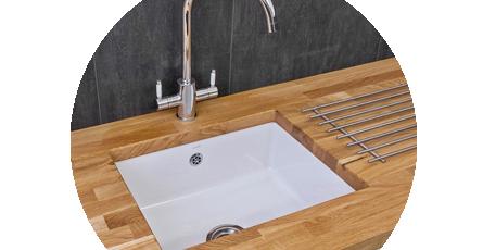 Undermount Sinks Banner