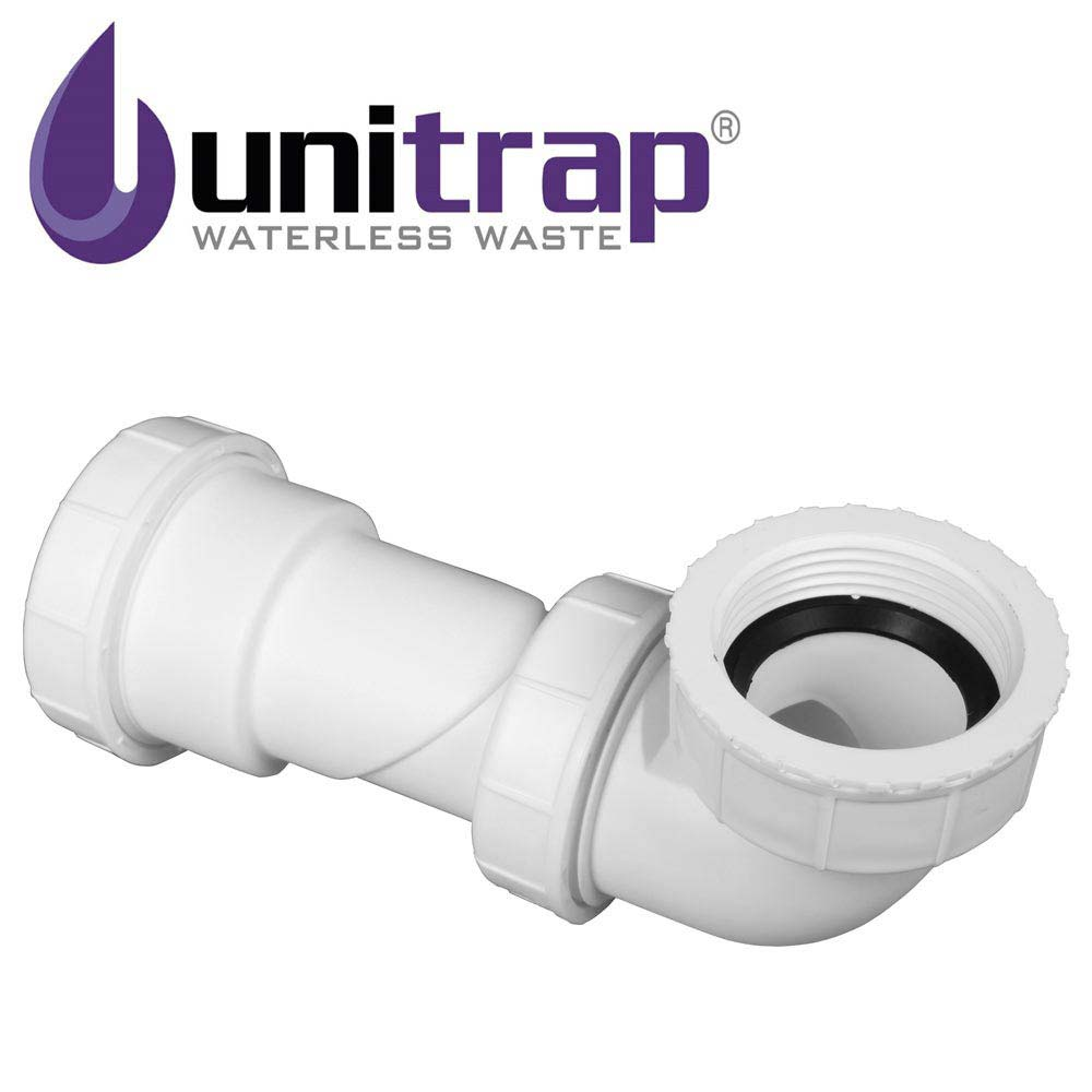 Uniwaste Universal Waterless Trap Large Image