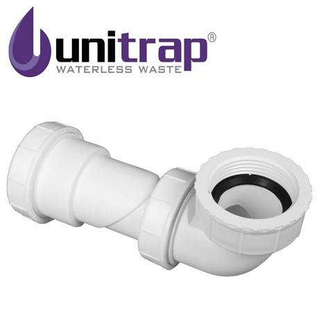 Uniwaste Universal Waterless Trap