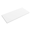 Venice Floating Basin Shelf (Gloss White - 1000mm Wide) profile small image view 1