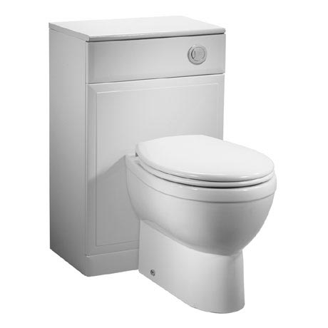 Roper Rhodes Valencia 500mm Back to Wall WC Unit & Worktop
