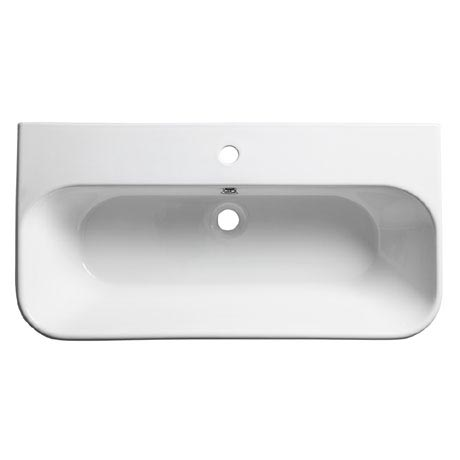 Roper Rhodes Version 850mm Wall Mounted Basin - V85SB